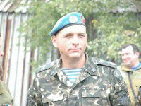 Запорожский батальон наблюдает за выборами в зоне АТО