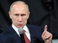 Россия с салом: Как в Запорожье встречали Путина 12 лет назад