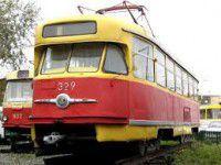 В запорожском трамвае проведут экскурсию