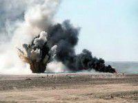 В курортном городе взорвали непригодные для АТО боеприпасы