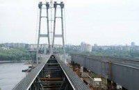 Гройсман рассказал, что мешает достроить запорожские мосты