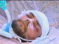 В реанимации запорожской больницы лежит неизвестный мужчина (Фото)