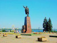 В Запорожье Ленина решили пока не трогать
