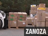 Запорожские бойцы будут сопровождать на Донбасс гуманитарку от итальянцев