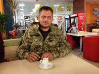 Киборг после 9-ти дней в донецком аэропорту: Я по-прежнему такой же нежный…