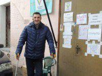 Жизнь после «Урагана»: Боец, потерявший ногу, снова научился ходить