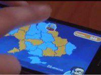 В Запорожье создали военную игру для мобильного телефона