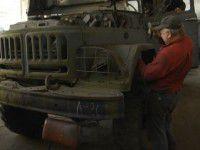 В Запорожье создадут цех по ремонту военной техники