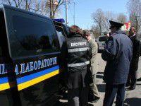 Поезд «Харьков-Запорожье» обыскали взрывотехники