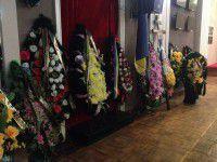 В Запорожье похоронили «луганского казака» (Фото)