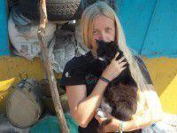 В Запорожье для Алисы, живущей на блокпосту, ищут дом