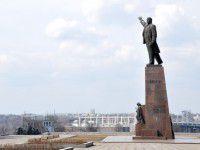 Вечером в среду запорожцев зовут валить Ленина