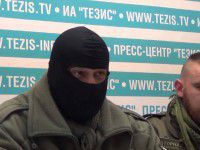 Запорожский мэр заявил, что бойцы «Торнадо» повели себя как дезертиры
