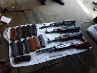Запорожские правоохранители перекрыли крупный канал поставки оружия из зоны АТО