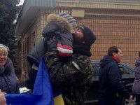 Запорожских «богов войны» отпустили в отпуск (Фото)
