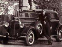 Фотофакт: Запорожсталевец разъезжал в прошлом веке на «Мерседесе»