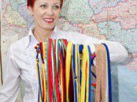 Запорожская чемпионка продала свои медали, чтобы помочь госпиталю