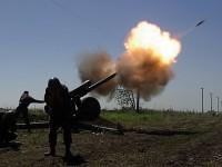 При обстреле запорожского батальона погибли пятеро мирных жителей