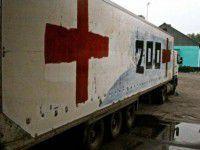 Водитель госпиталя возит из зоны АТО тела бойцов