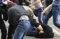 В Запорожской области неизвестные напали на «киборгов»