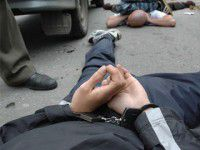В Запорожье ликвидировали группировку вооруженных наркоторговцев