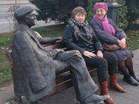 Очередная «утка» от российских СМИ: нацисты разрушили памятник Саше Савченко в Запорожье