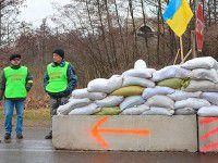 Запорожскому батальону нужны мешки для укрепления блокпоста в зоне АТО