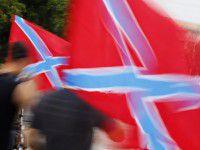 В Бердянске агитировали за «Новороссию»