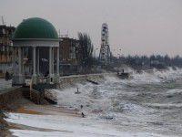 В Запорожской области снова штормовое предупреждение