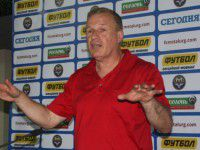 Запорожский «Металлург» остался без тренера