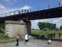 В Запорожье подрывников моста будут судить по нескольким статьям