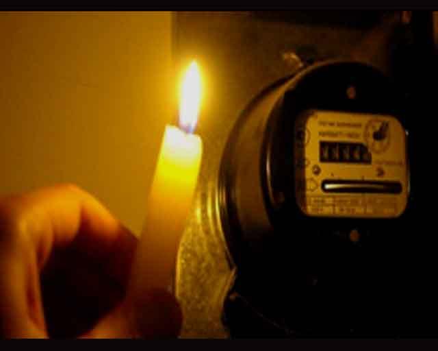 На Бородинском целый дом остался без света на неопределенный срок из-за почти миллионного долга