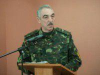 Военком Запорожской области увольняется
