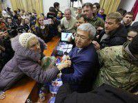 Запорожские депутаты отказались увольнять мэра