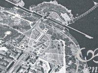 Запорожанка купила фото американского спутника-шпиона, сфотографировавшего ДнепроГЭС