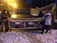 Самообороновцы назвали свою акцию под «Запорожсталью» просветительской