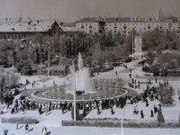 Утренее фото: Как менялась площадь Маяковского