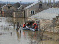 В Бердянске подтопило 30 домов