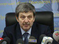 Запорожский мэр: прокурор не вызвал меня ни на один допрос