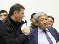 Запорожский мэр дискутирует в прямом эфире с Ляшко (Видео)