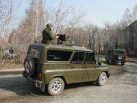 Запорожец  подарил свой автомобиль военным  (Видео)
