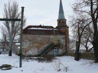Уникальный замок под Запорожьем разрушается из-за дырявой крыши