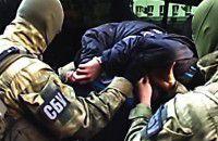 Бердянские пограничники задержали корректировщика огня «ДНР»