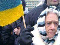 На костылях всю Революцию: пенсионерка стала почетным жителем Запорожья