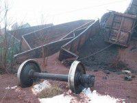 В интернете появилось видео с места взрыва моста в Запорожской области