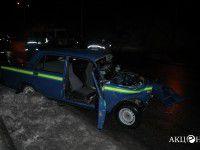 В ДТП с участием маршрутки пострадали трое