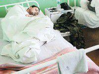 Запорожский боец несколько месяцев находился в зоне АТО с поломанными ребрами