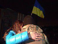 В Запорожье прибыли «призраки», защищавшие Донецкий аэропорт