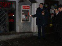Взрыв возле запорожского банка посчитали хулиганством