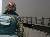 Бердянские пограничники зафиксировали движение российских вертолетов